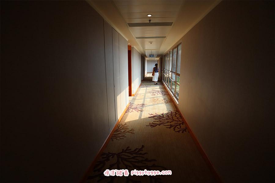 黃金海岸酒店房間樓層