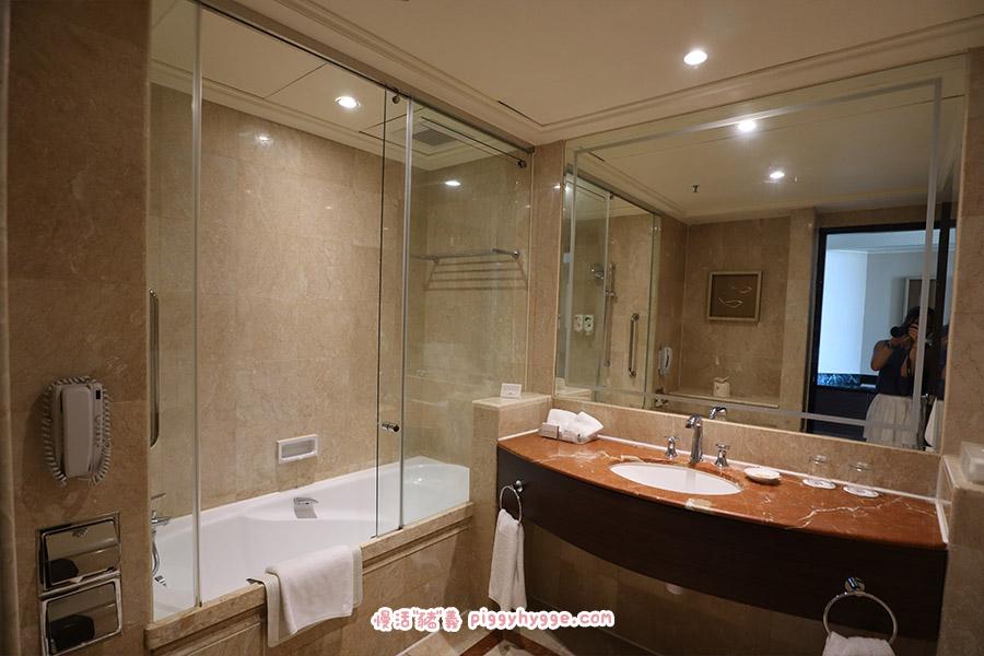 黃金海岸酒店 海景豪華套房