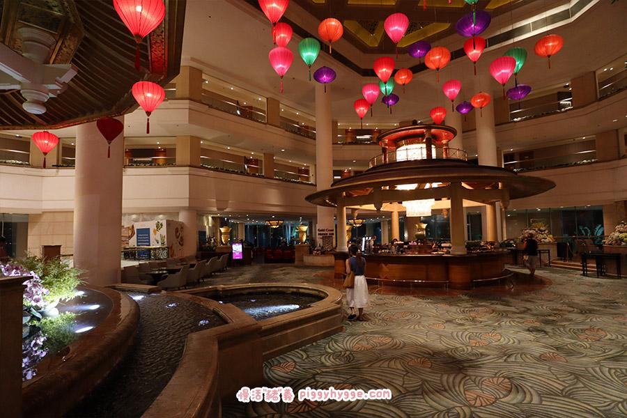 黃金海岸酒店大堂酒吧