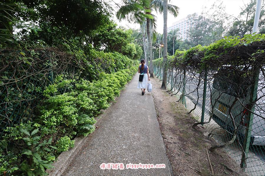 黃金海岸商場步行往黃金海岸酒店
