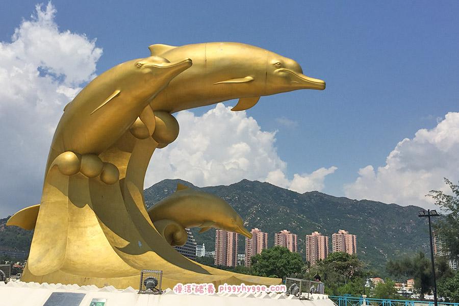 黃金海岸海豚廣場