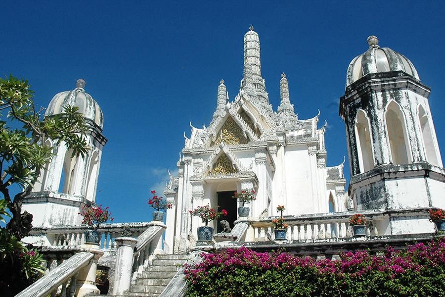 拷汪宮 Phra Nakhon Khiri Palace