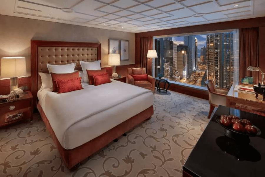 香港文華東方酒店 - 市區景觀客房